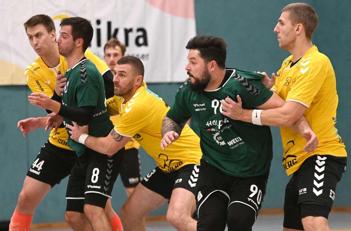 Handball Mitteldeutsche Oberliga