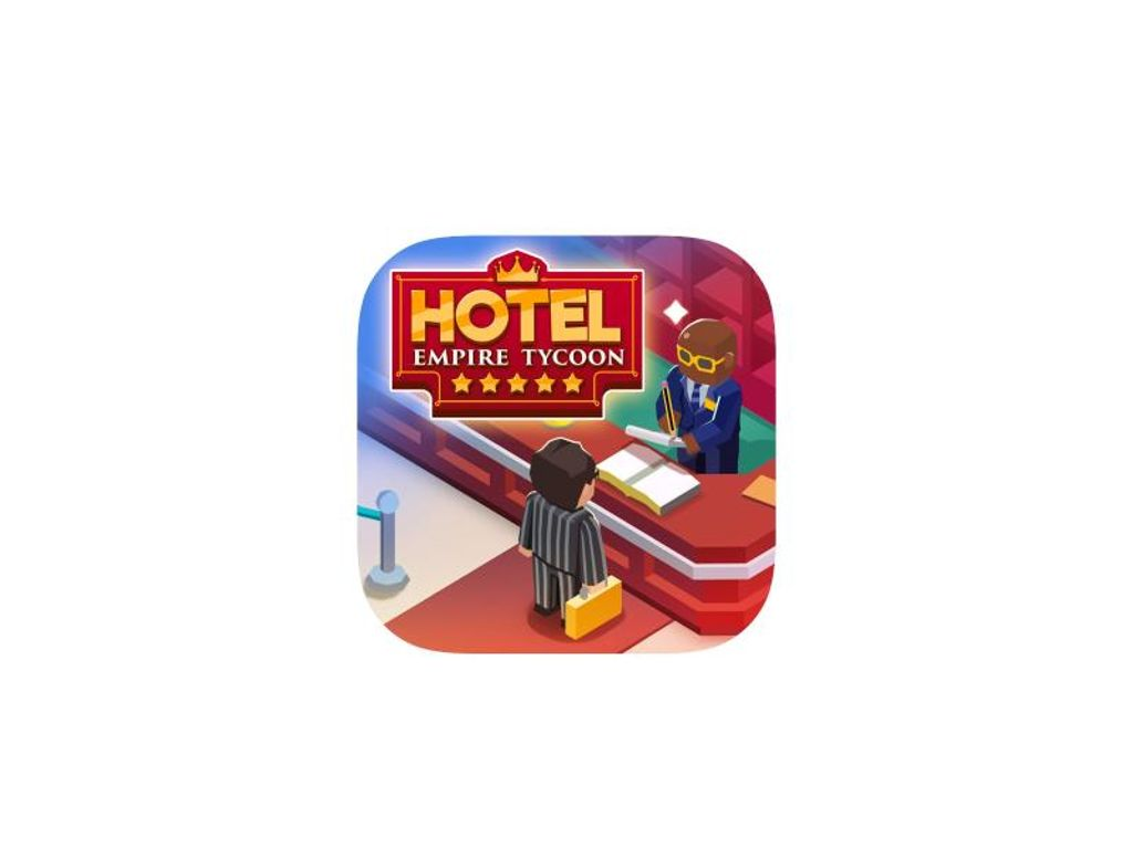 Bestreite den nicht einfachen Weg vom Kleinunternehmer zum Multimillionär im Strategiespiel «Hotel Empire Tycoon - Idle Game Manager Simulator». Foto: App Store von Apple/dpa-infocom