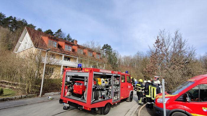 Coburger Land: Feuer in Altenheim