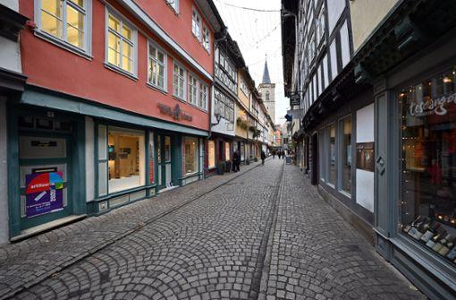 Ausgangssperre Thüringen