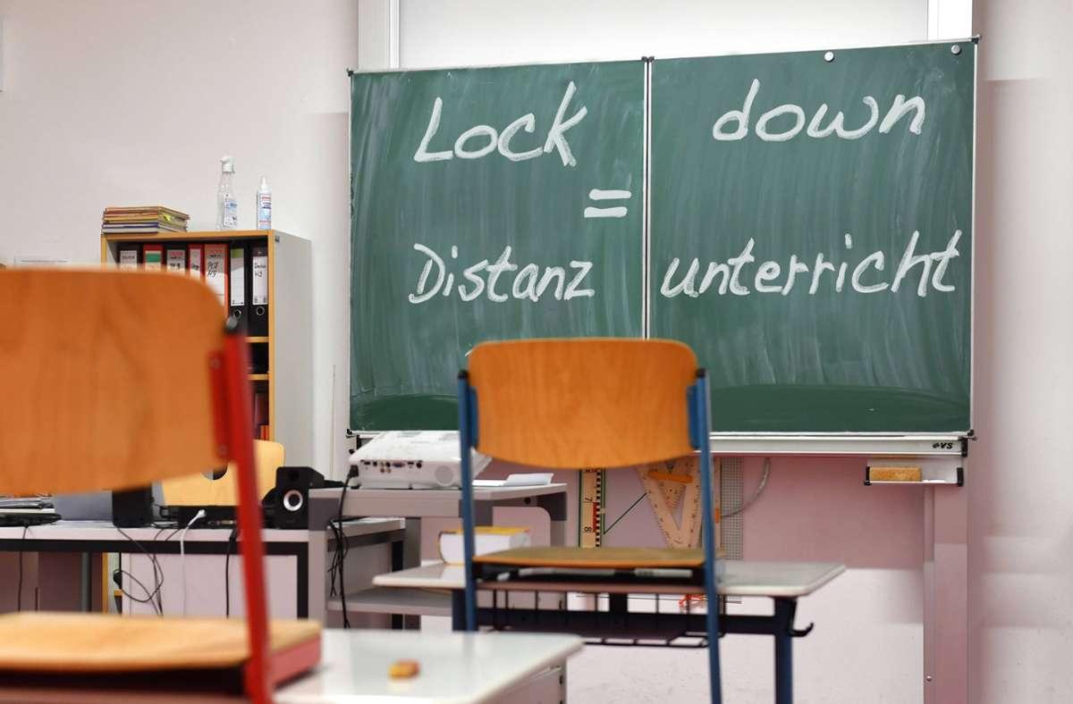 Schulen Bis September Zu